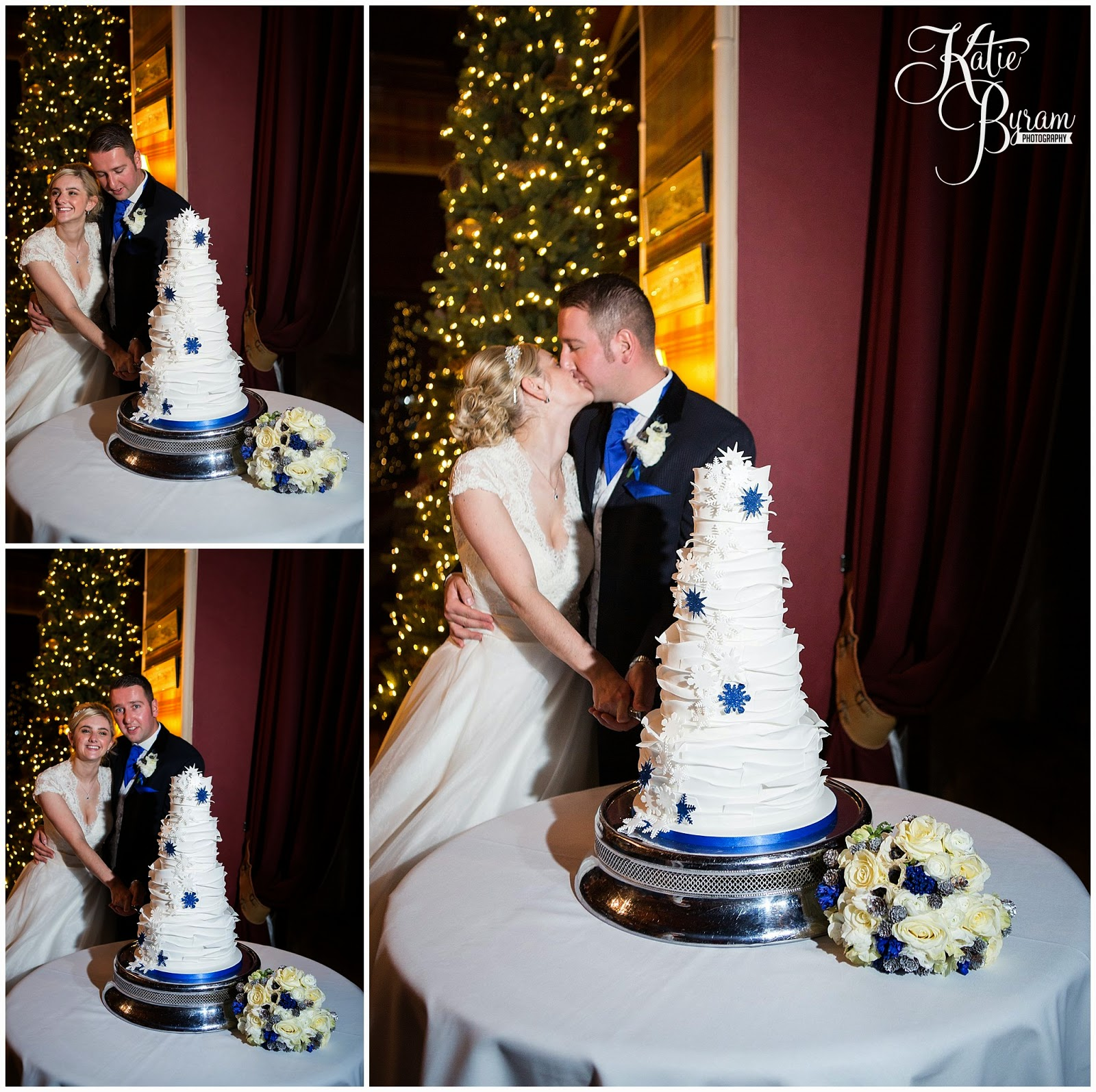the master cakesmith, snowflake cake, ,  ellingham hall, ellingham hall wedding, katie byram photography, alnwick treehouse wedding, alnwick garden wedding, alnwick wedding,
