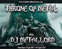 Throne Of Metal Radio Show