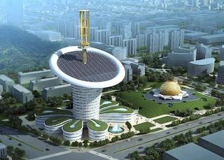 المباني التي تستخدم الطاقة النظيفة
