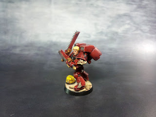 Blood Angels - Escuadra de Asalto - Warhammer 40000 6-1