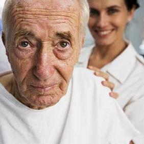 Ginecomastia senil