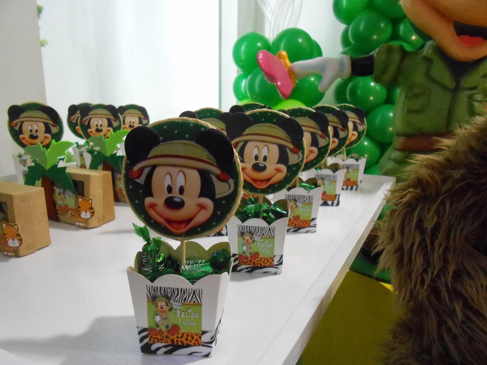 Festa Surpresa BH Safari do Mickey
