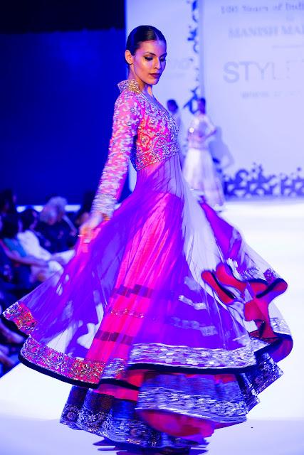 Designer Lehnga by Manish Malhotra