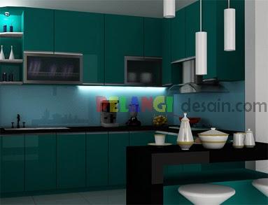 Kitchenset Pelangi Desain Interior Kitchen Set