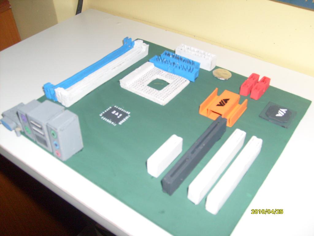 Como Hacer Una Computadora Con Material Reciclable | apexwallpapers