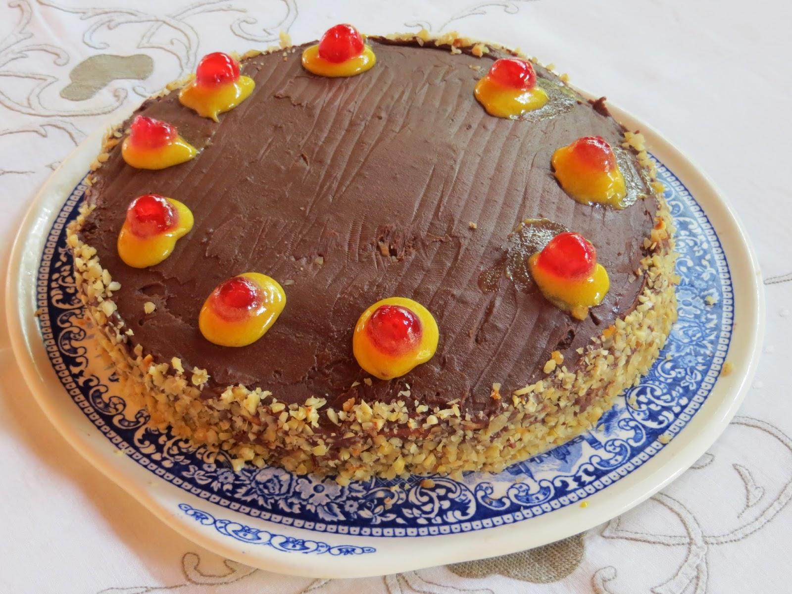 torta duchessa di parma