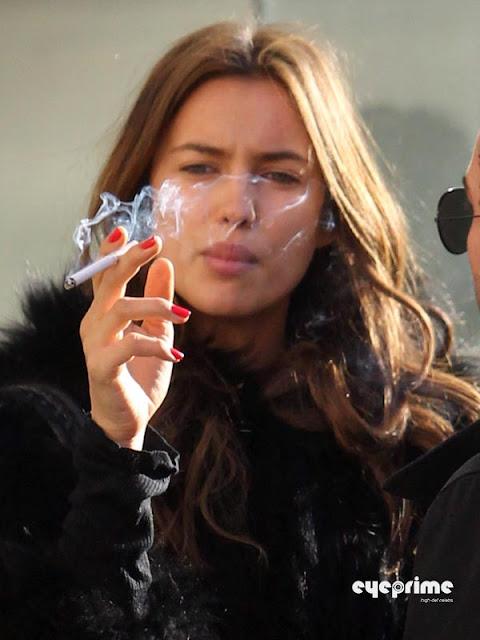 Congratulate, Michelle hunziker smoking for that