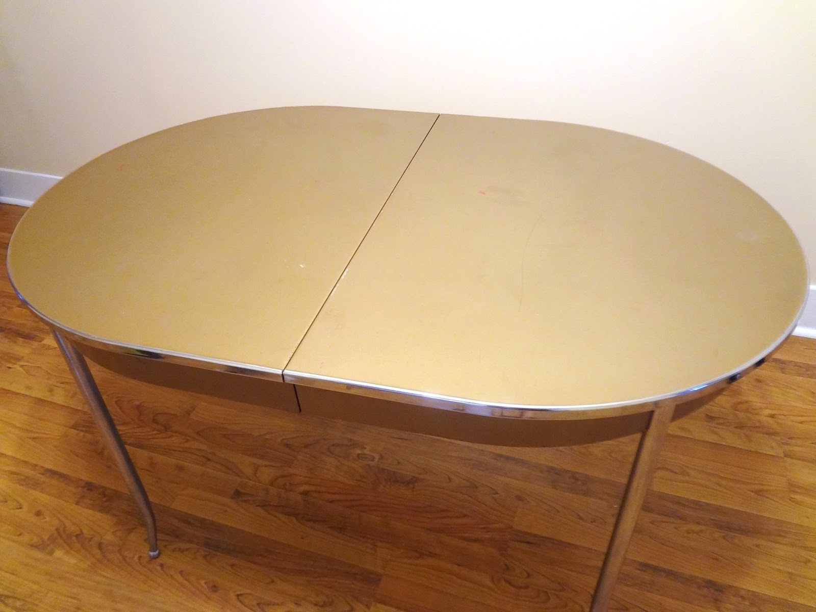 the blog of worldly delights: Dining Table DIY