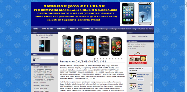 elektronik, polisi online