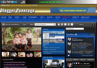 Blogger Ponorogo