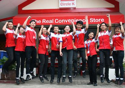 Lowongan kerja Circle K Indonesia Agustus 2014