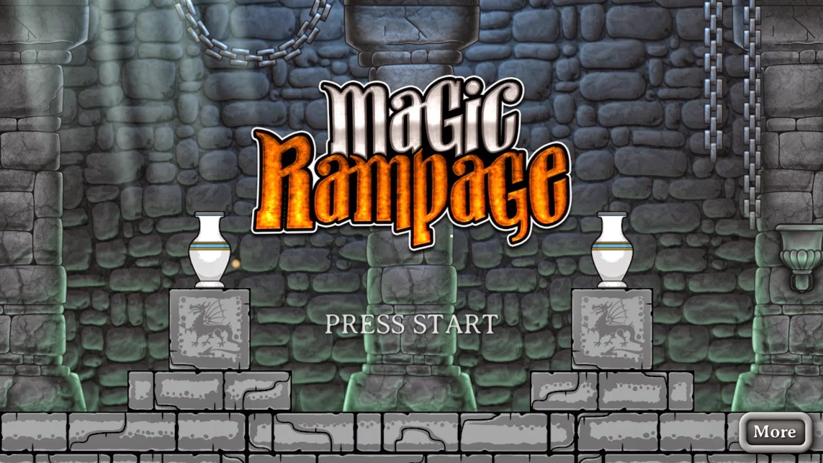 Magic Rampage v1.5.5 Mod [Unlimited Money]