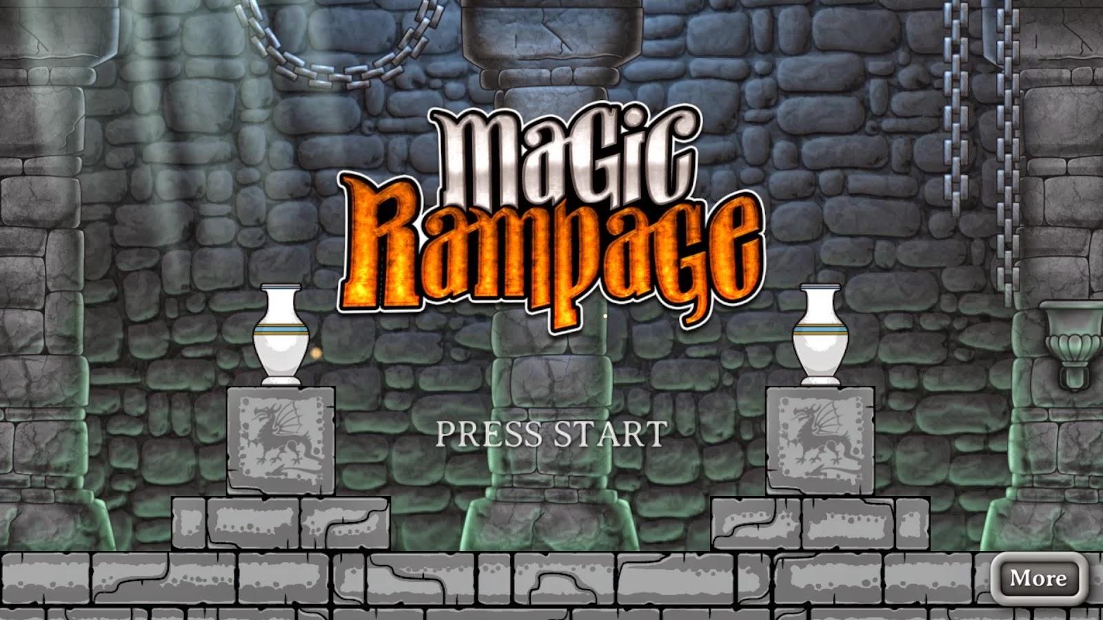 Magic Rampage v1.9.12 Mod Apk
