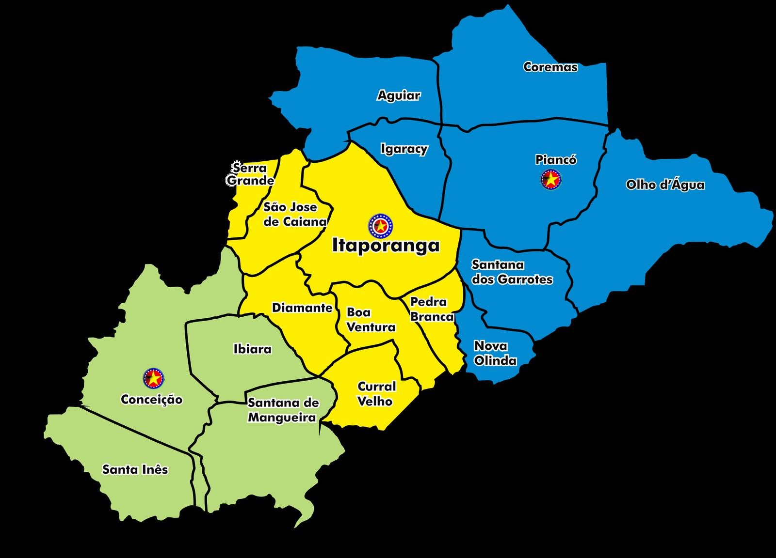 Região Metropolitana do Vale do Piancó