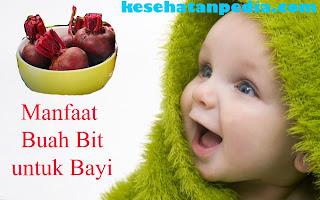 Manfaat Buah Bit untuk Bayi