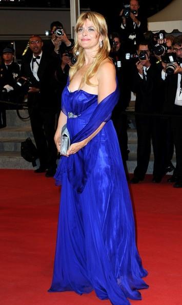 Nastassja Kinski Cannes 2012