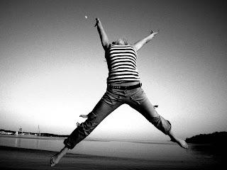 10 Claves para lograr lo mejor de ti,felicidad,salto
