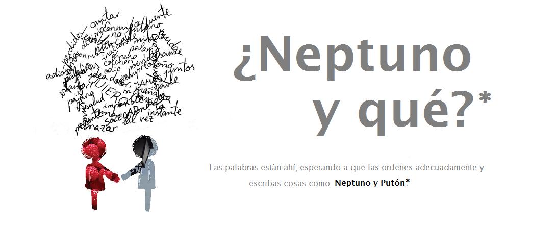 ¿Neptuno y qué?