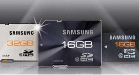 New Samsung SD Card
