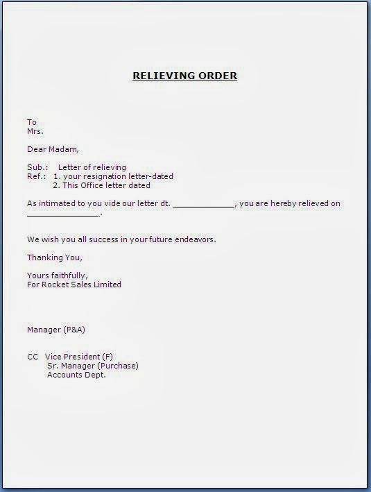 Purchase Order Cancellation Letter