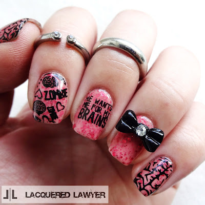 Don't Let the Dead Bite Nails