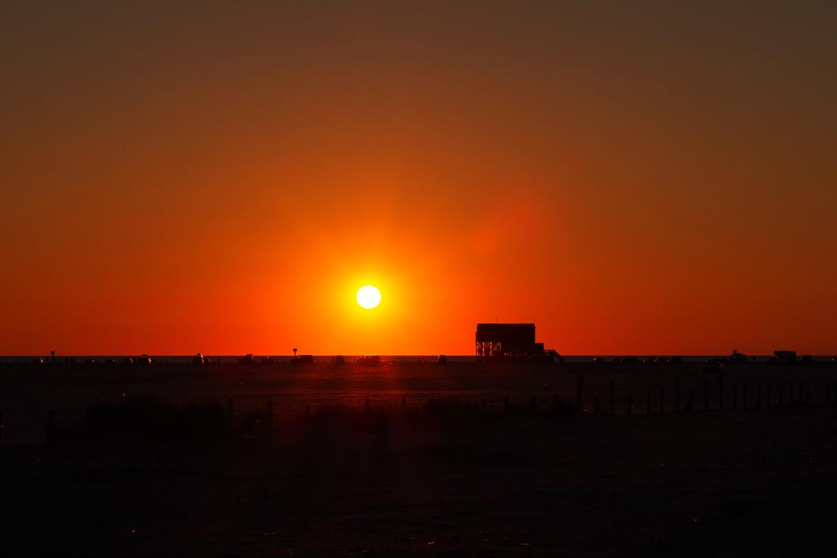 Aus der Schublade: Sonnenuntergänge   Fee ist mein Name