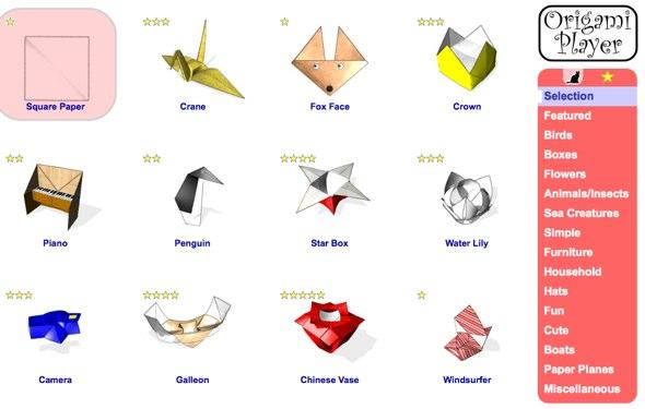 Aprender Origami paso a paso