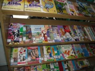 Ragam Koleksi Buku untuk Anak