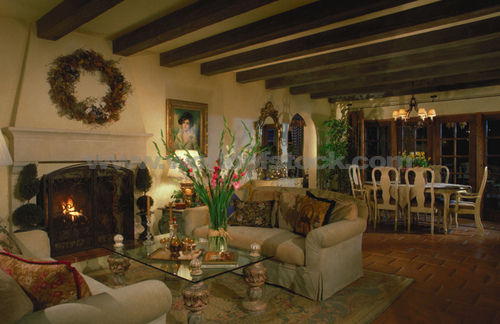 Top livingroom decorations perfect french country living for Country living room design ideas
