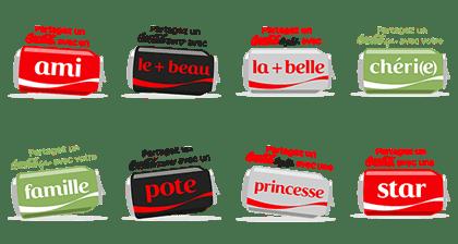line stickers share a coca cola free download