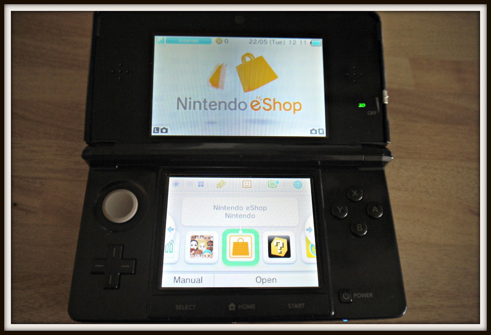 how to download and watch videos on 3ds