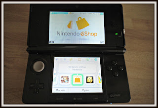 Nintendo, 3DS, console