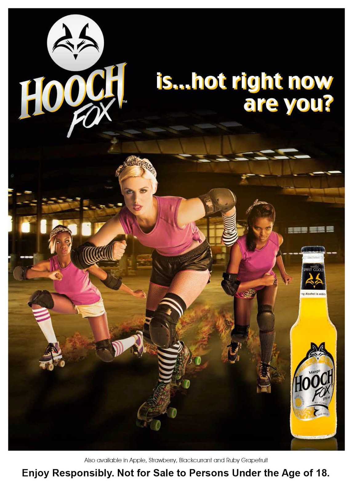 Hooch campaign