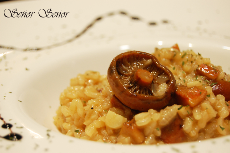 Como Cocinar Rovellones | Risotto De Niscalos Receta De Sergio
