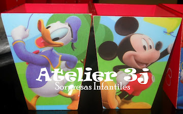 sorpresas infantiles Mickey - Play house disney