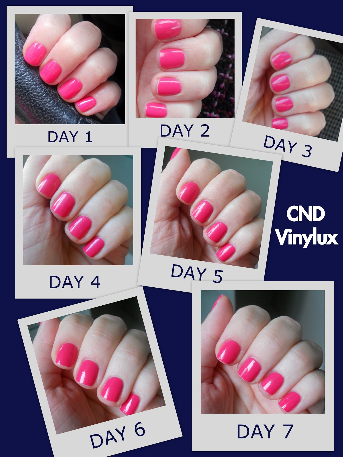 CND Vinylux 7 Day Review