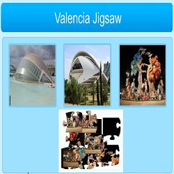Valencia Jigsaw Puzzle Game