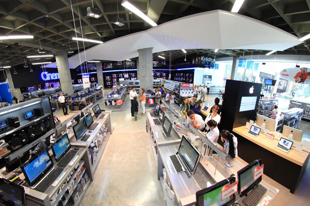 Busport noticias empresariales for Almacenes de muebles en bogota 12 de octubre