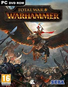 Total War - Warhammer Jogos Torrent Download capa