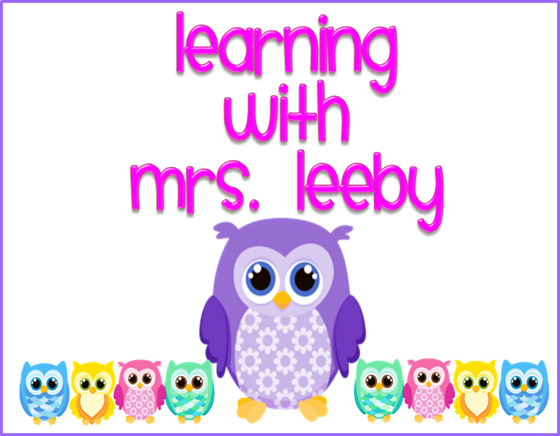 www.learningwithmrsleeby.blogspot.com