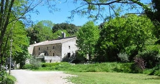 ab real estate france 18th century water mill for sale in carcassonne area languedoc. Black Bedroom Furniture Sets. Home Design Ideas