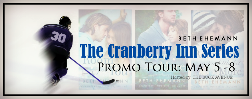 Promo Tour || Excerpt || Review Cranberry Inn Series by Beth Ehemann