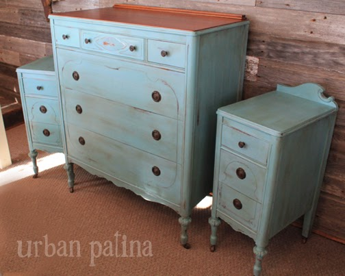 Urban Patina Authentically Crafted Home Gift Dresser