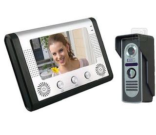SY-801+D9C-classic 1/1 - комплект видео домофона CLASSIC (1 монитор)