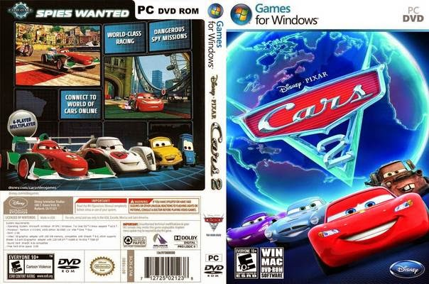 Download Game Cars 2 Full Version for PC