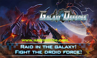 Galaxy Defense Android Game Download,Fight the Droids Force