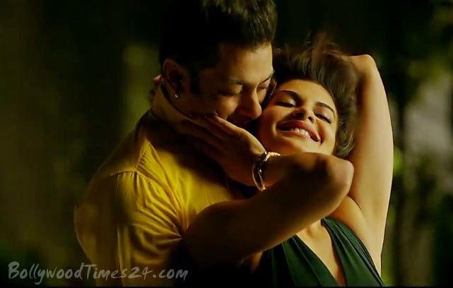 Salman Khan Hangover Video Song Picture