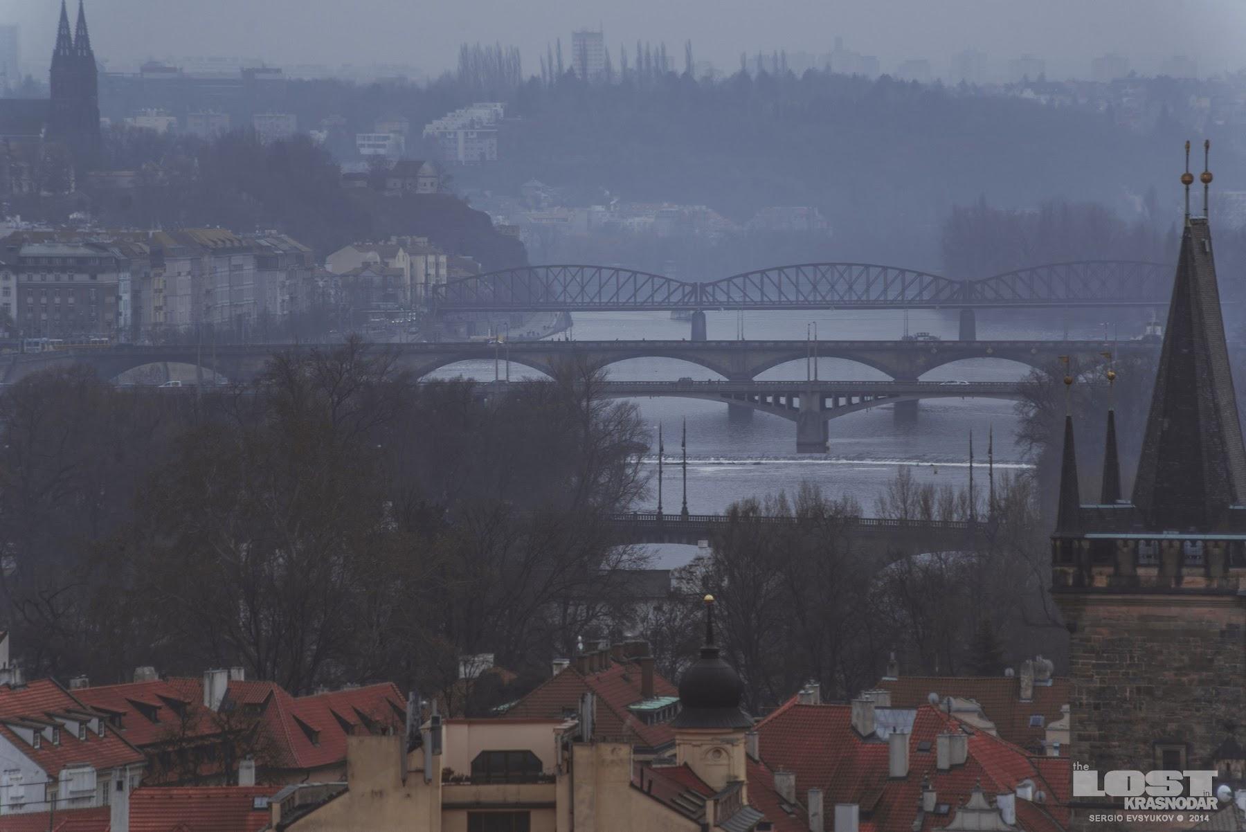 Река Праги