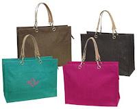Bag Jute Tote2