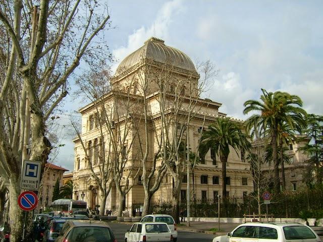 Architetto serena lugaresi tempio maggiore roma for Architetto interni roma